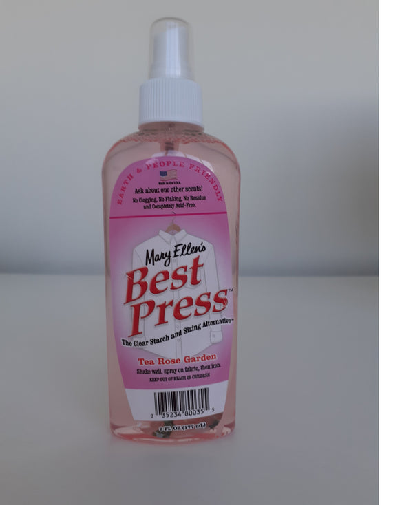 6oz Best Press: Tea Rose Garden