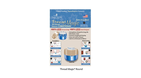 Thread Magic Round Accessory | Natasha Makes
