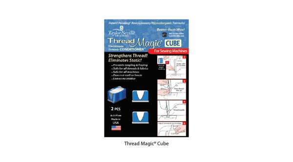 Thread Magic Cube (2 pcs) Accessory | Natasha Makes