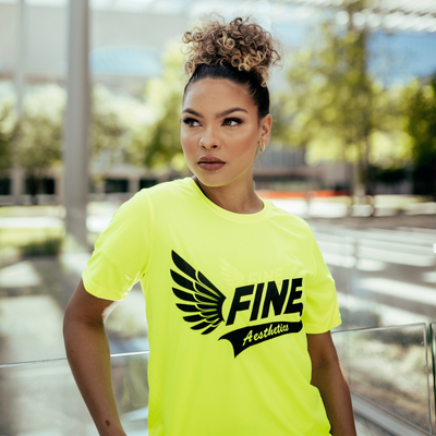Womens FINE Aesthetics T-Shirt