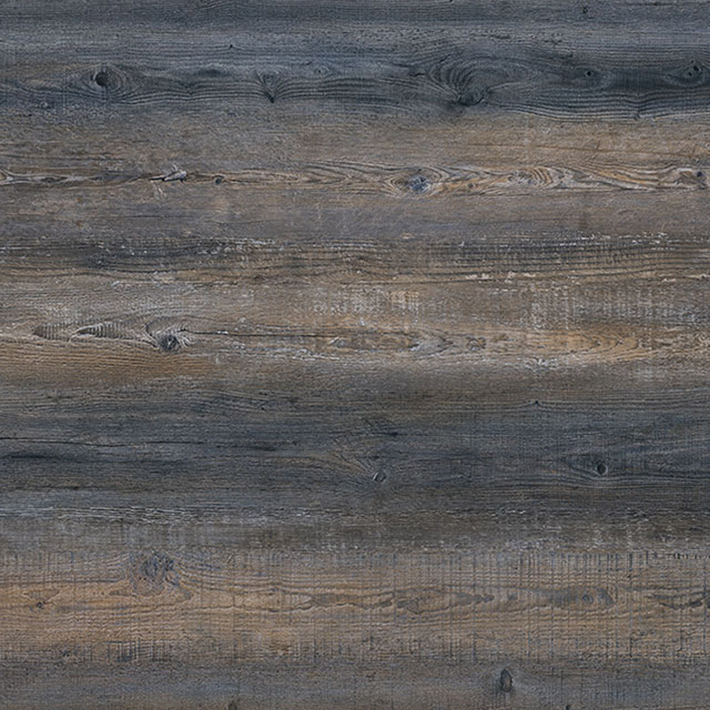"Stone Ridged Flooring 7"" x 48"" x 5.5mm SPC Luxury Vinyl Plank in Vintage Pine"