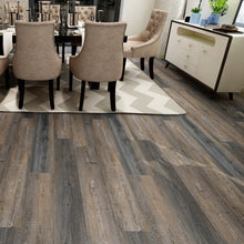 "Load image into Gallery viewer, Stone Ridged Flooring 7"" x 48"" x 5.5mm SPC Luxury Vinyl Plank in Vintage Pine"