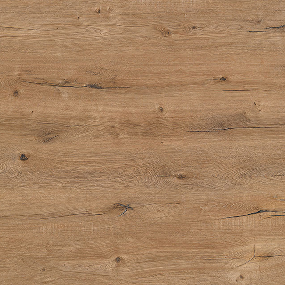 "Stone Ridged Flooring 7"" x 48"" x 5.5mm SPC Luxury Vinyl Plank in Golden Oak"