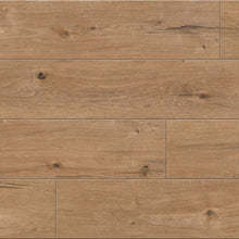 "Load image into Gallery viewer, Stone Ridged Flooring 7"" x 48"" x 5.5mm SPC Luxury Vinyl Plank in Golden Oak"