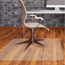 Load image into Gallery viewer, Direct Wicker Office Chair Mat for Hard Floor with Rectangle or Lip Shape