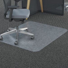 Load image into Gallery viewer, Direct Wicker Office Chair Mat for Carpet or Hard Floor with Lip or Rectangle Shape