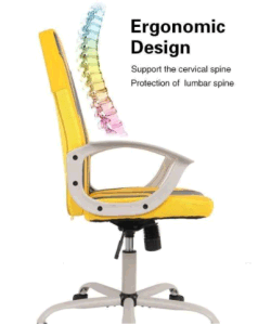 Office Chair, Computer Chair, Ergonomic Executive Chair with Armrests