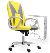 Load image into Gallery viewer, Office Chair, Computer Chair, Ergonomic Executive Chair with Armrests