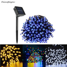Load image into Gallery viewer, 22 M 200LED Solar Fairy Lights String Waterproof Solar Power Light Outdoor Garden LED Holiday Decoration