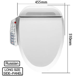 FOHEEL smart toilet seat cover electronic bidet cover clean dry seat heating wc intelligent toilet seat cover
