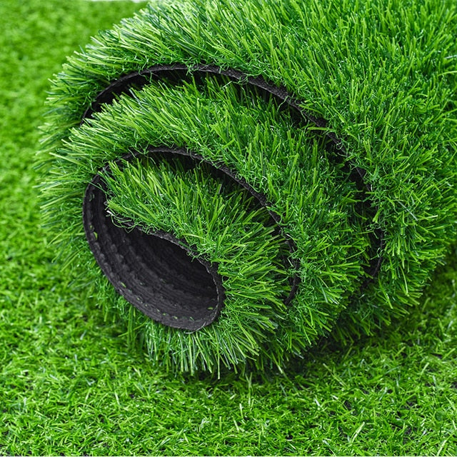 Custom Artificial Lawn Green Garden Decoration Outdoor Indoor Grass Fake Lawn Plant Lawn