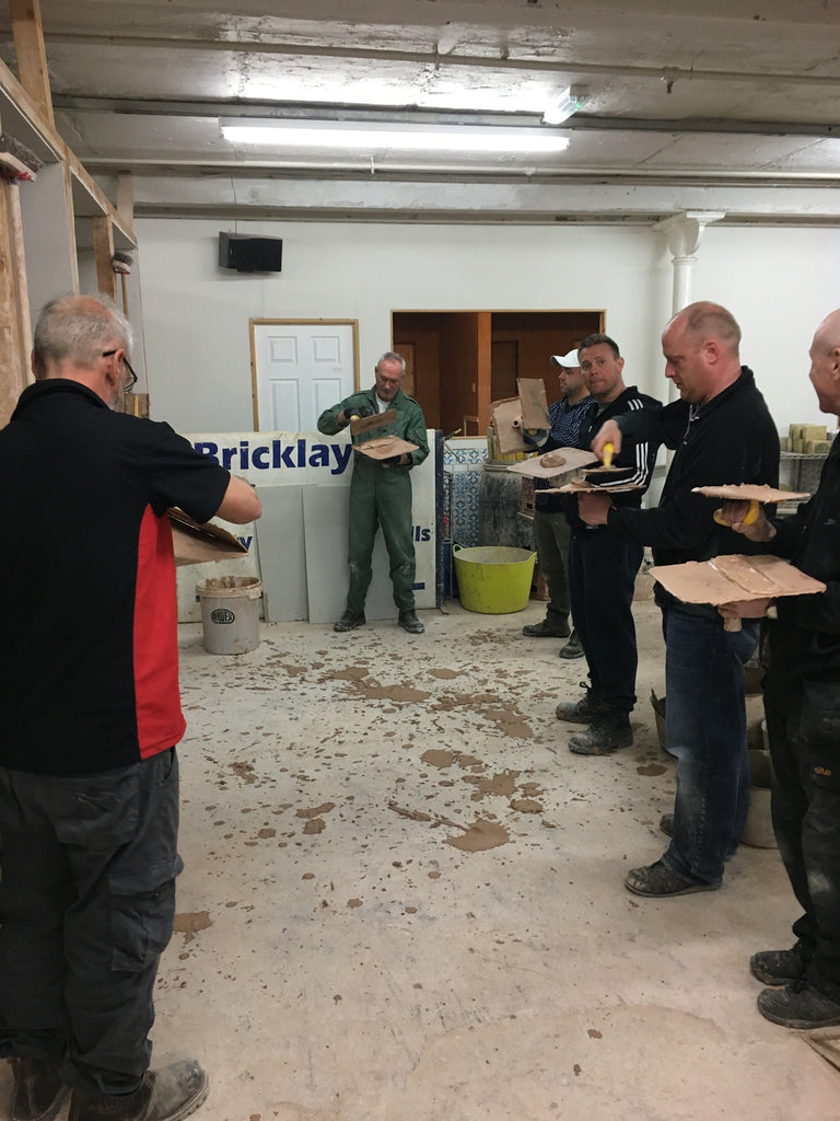 Plastering Course - MAY 23rd