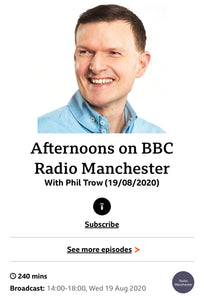 Listen today to BBC Radio Manchester