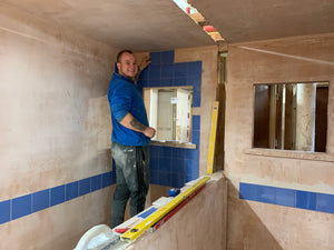 We've got South Africans, Polish and of course a lot of Mancunians on this weeks Tiling