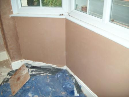 Plastering Course at The DIY School