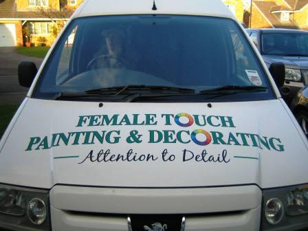 Start a new career in painting and decorating
