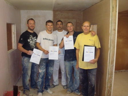 DIY Course Certificate Team
