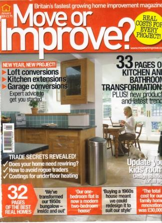 Move or Improve? Magazine and The DIY School