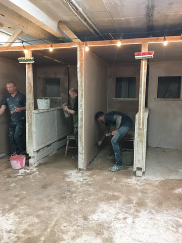 Plastering Courses for Men & Women
