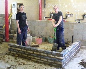 Bricklaying Course - Garden or Cavity Extra 2 Days
