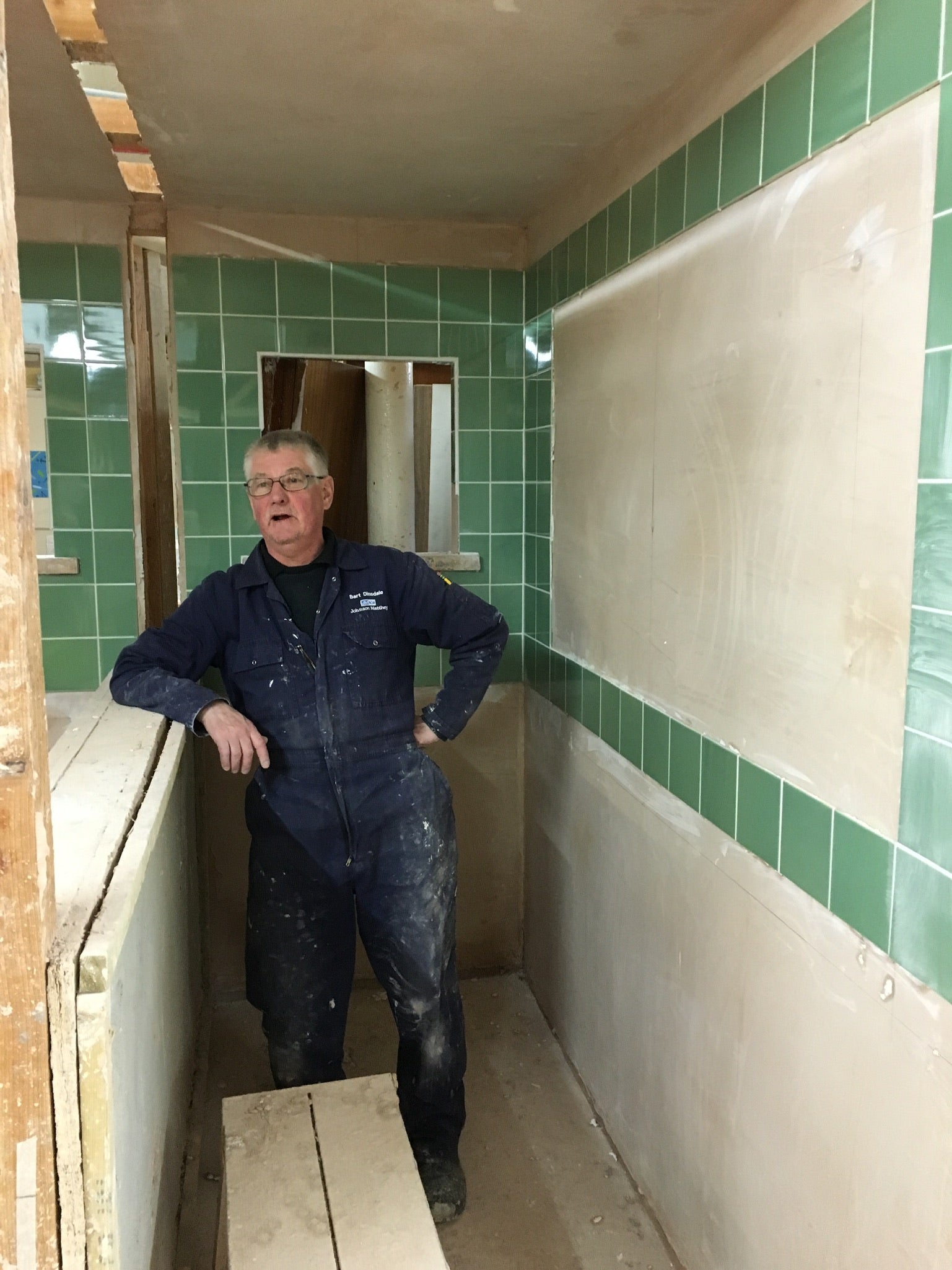Tiling Course - Essentials