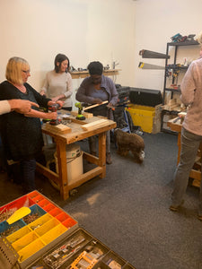 Beginners DIY Course - Hand & Power Tools 2 Days