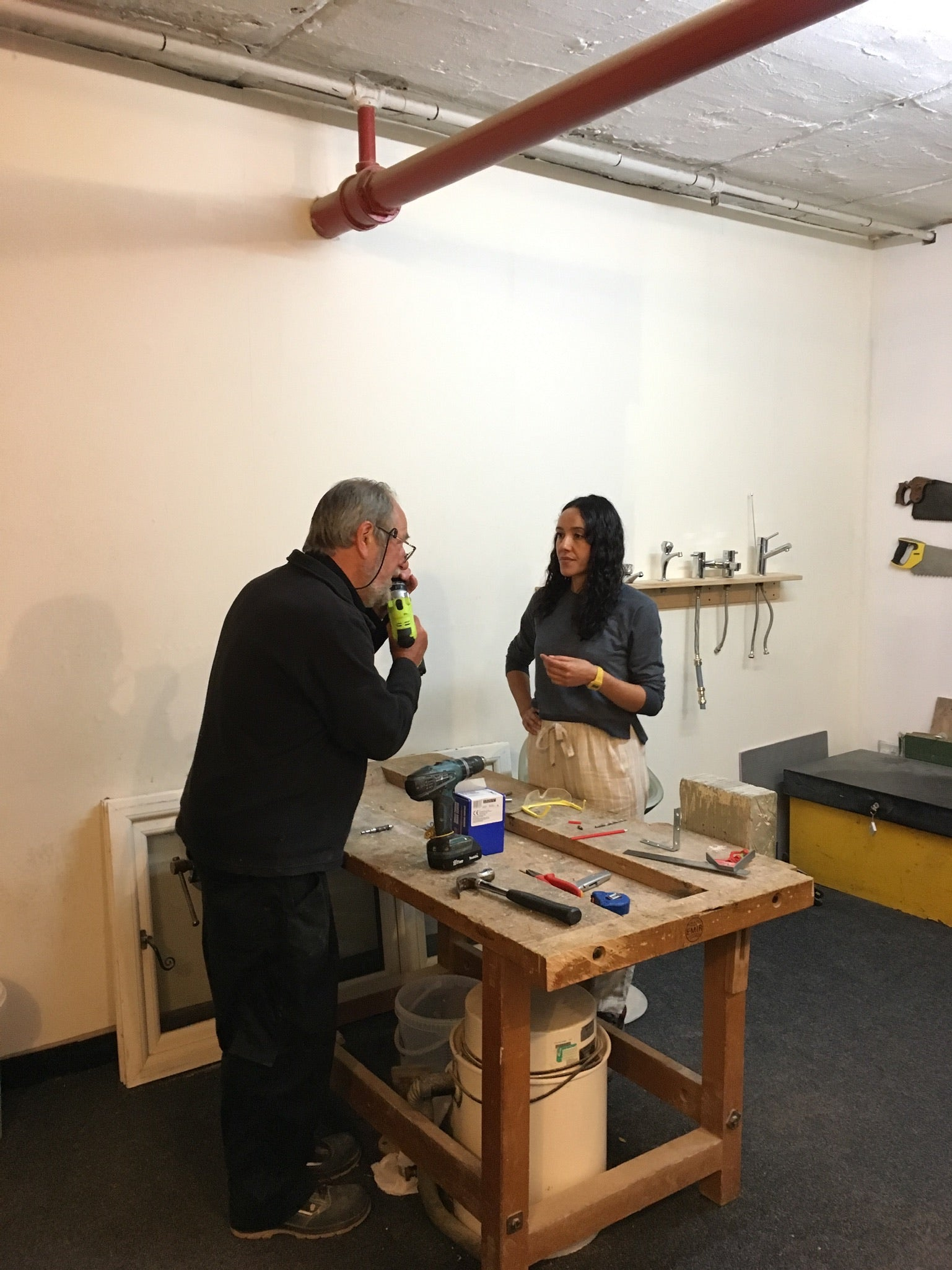 GROUPON UPGRADE from 1 Day Beginners DIY to the 2 Days Hand & Power Tools Course