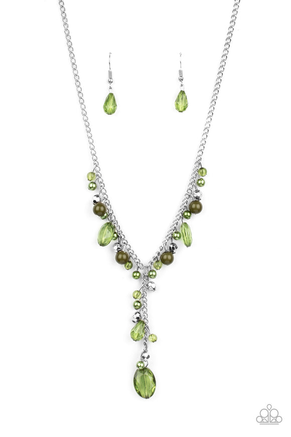 Paparazzi Crystal Couture - Green