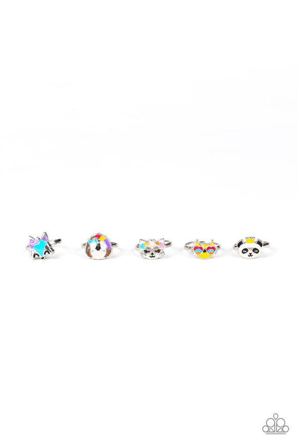 Paparazzi Starlet Shimmer Animal Rings 2020