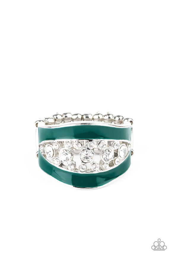 Paparazzi Trending Treasure - Green