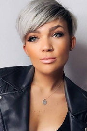 Short Pixie Cut Wig