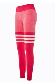 Stripe High Waist Leggings
