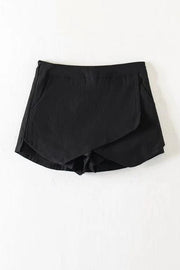 Irregularity Hem Skirts Shorts