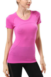O Neck Short Sleeve T Shirt