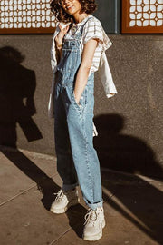 Classical Denim Overall