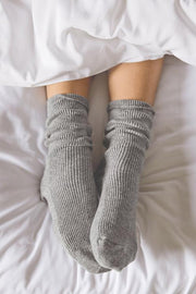 Solid Basics Socks