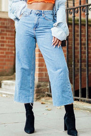 Classical Loose Straight Jeans