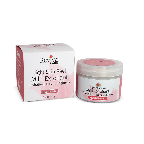 Reviva Labs Light Skin Peel, 1.5 oz.