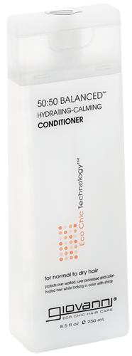 Giovanni 50:50 Balanced Hydrating-Calming Conditioner, 8.5 oz.