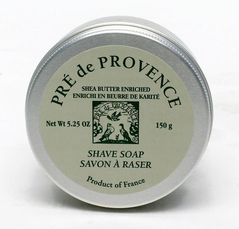 Pre de Provence Shave Soap in a Tin, 150 gm