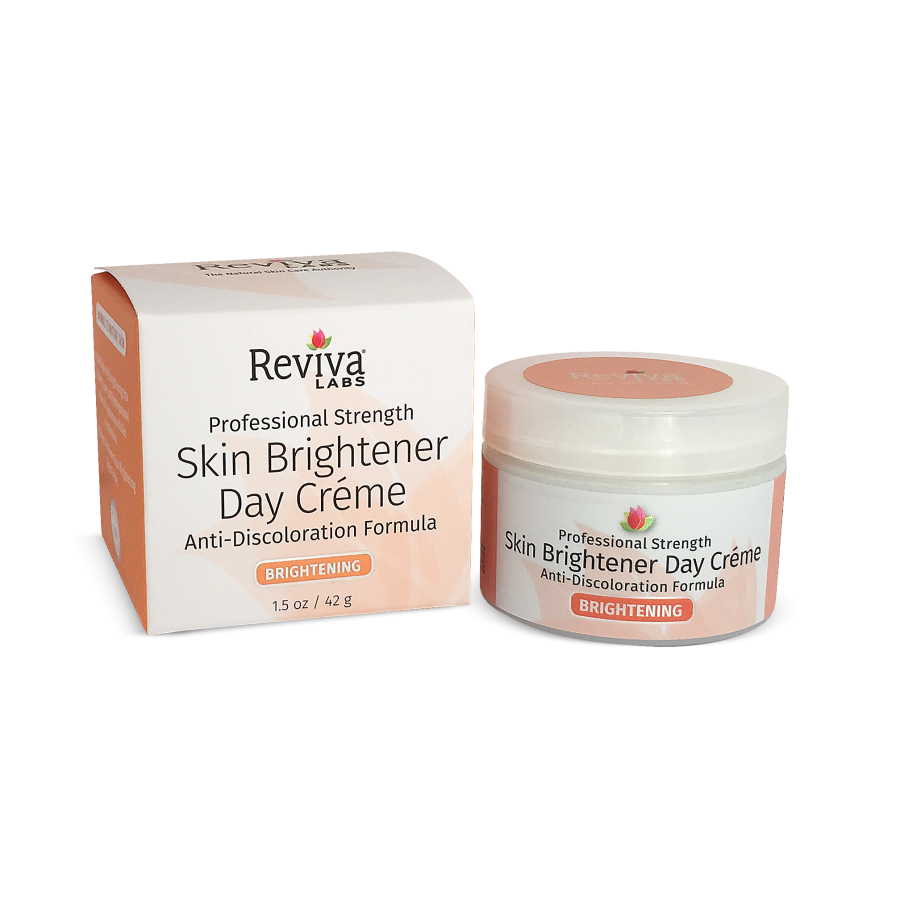 Reviva Labs Skin Lightener Day Cream, 1.5 oz.