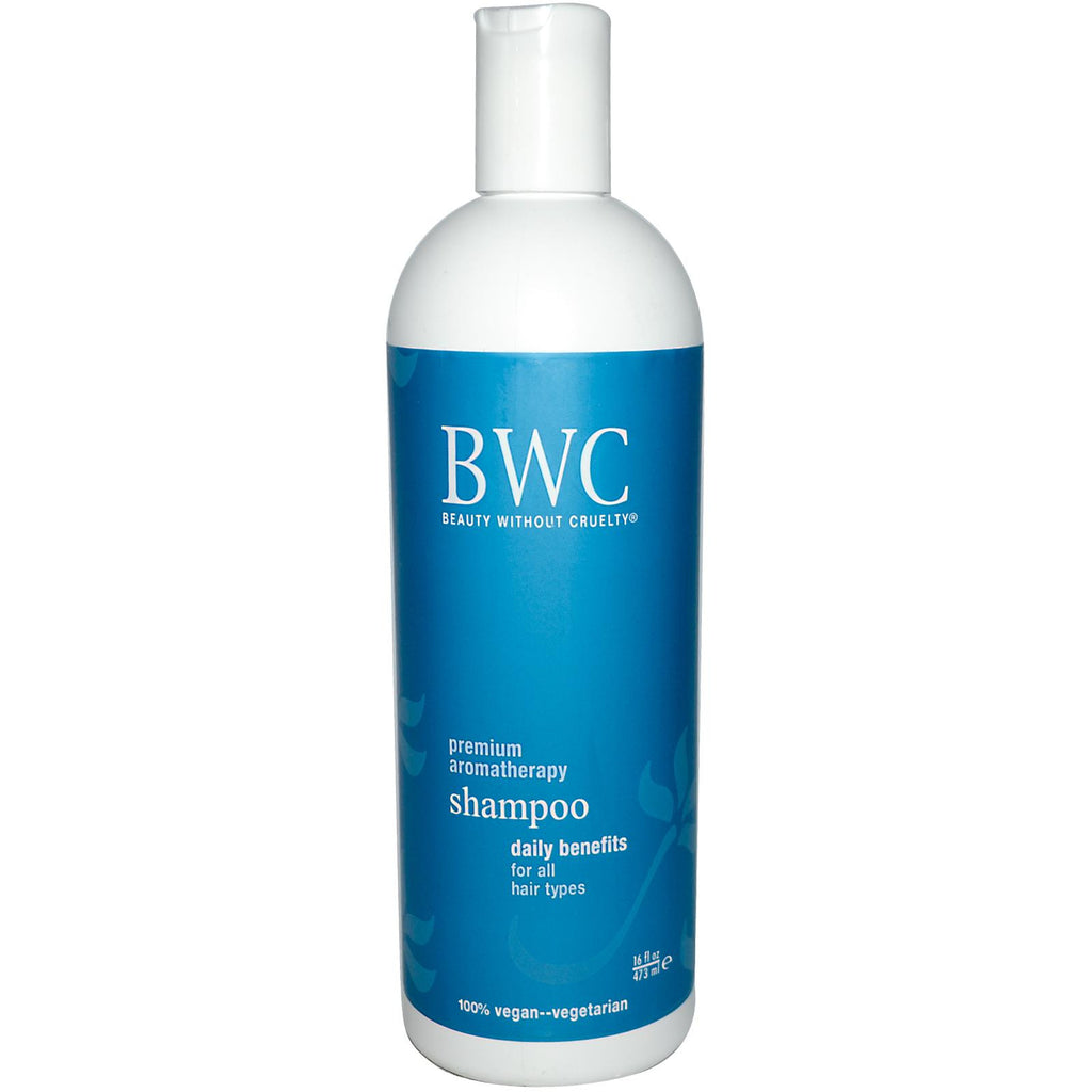 Beauty Without Cruelty Daily Benefits Shampoo, 16 oz.