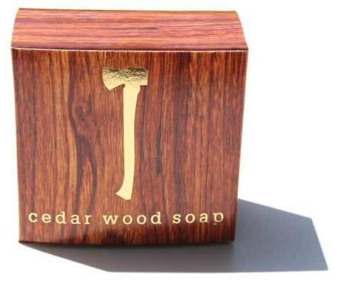 The Cedar Wood Soap, 165 gm