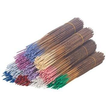 Auric Blends Stick Incense, Pack of 15 Sticks, Peach