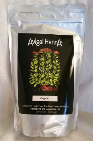 Avigal Henna Cognac, 16oz