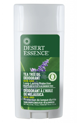 Desert Essence Tea Tree Stick Deodorant