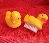 Kid's Nail Brush, Duck