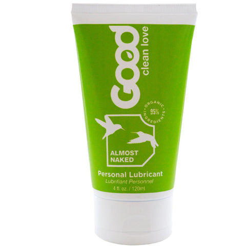 Good Clean Love Almost Naked Organic Personal Lubricant, 4.0 oz.
