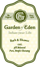 Garden of Eden Bath and Shower Gel