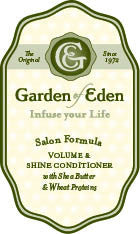 Garden of Eden Salon Formula Volume & Shine Conditioner